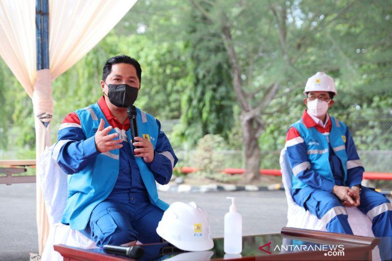 Erick Thohir minta Pertamina tingkatkan produksi migas di Blok Rokan