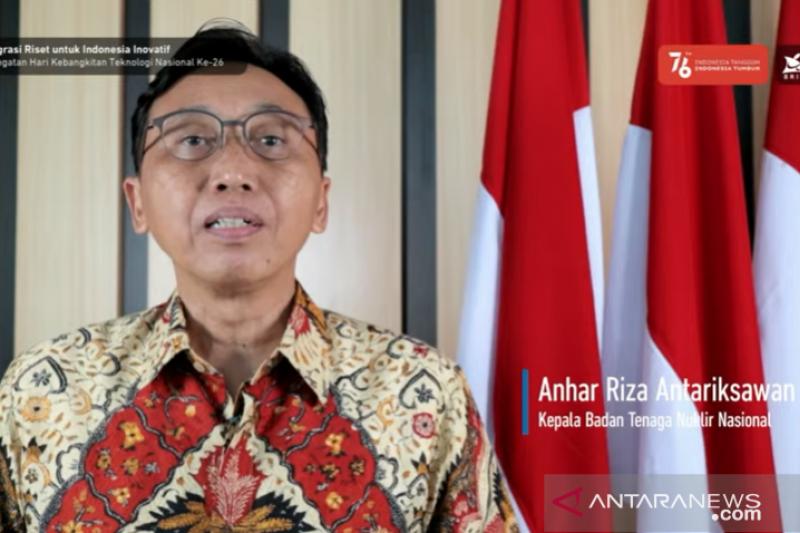 Batan: Integrasi riset dan inovasi dukung Indonesia maju