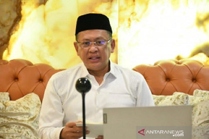 Bamsoet minta komitmen pemerintah terhadap keamanan situs resmi