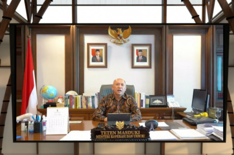 Menteri Teten: Kondisi UKM membaik pada kuartal II 2021