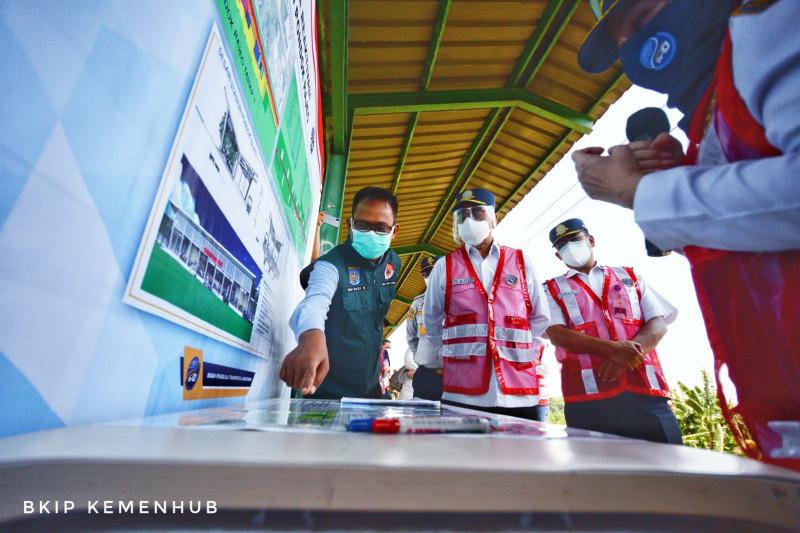 Menhub pastikan reaktivasi Stasiun KRL Pondok Rajeg tetap berjalan