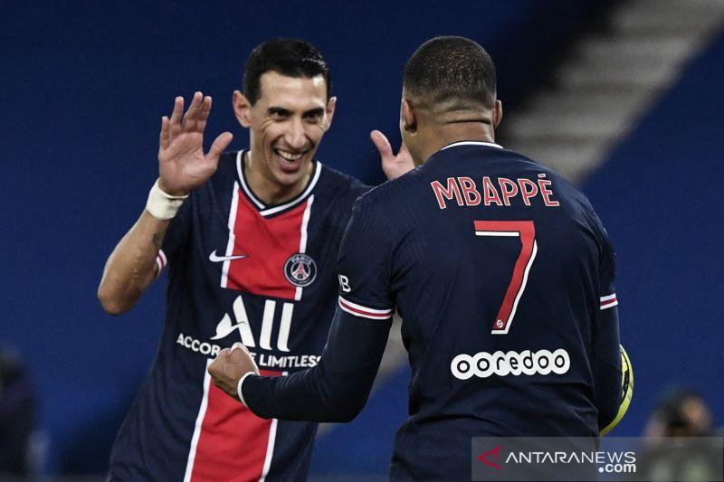 Di Maria: Kylian Mbappe tidak akan temukan tim lebih bagus dari PSG thumbnail