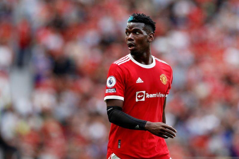 Solskjaer yakin suporter Man United bisa bujuk Pogba untuk bertahan