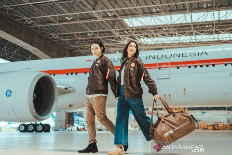 Garuda Indonesia dan The Goods Dept rilis koleksi eksklusif