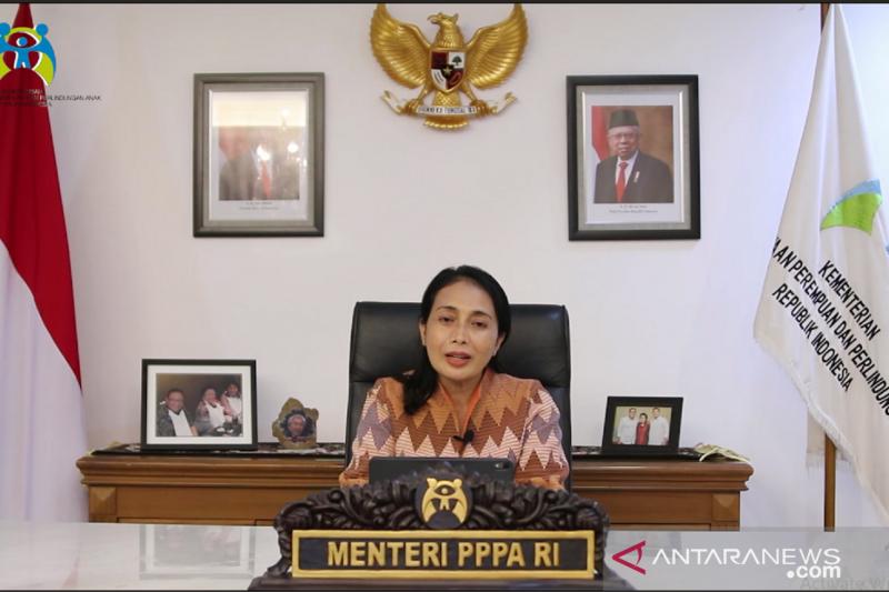 Menteri Bintang ajak suarakan pemberdayaan perempuan