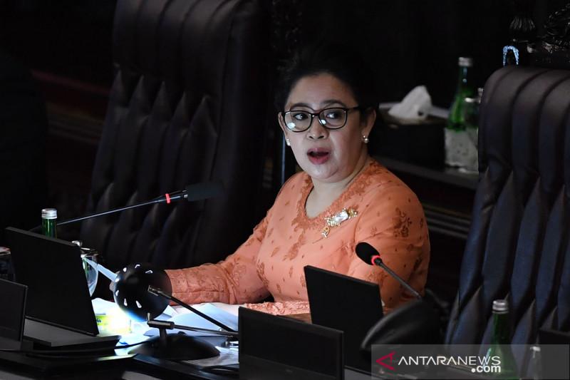 Puan: DPR terus berbenah diri di peringatan HUT Ke-76
