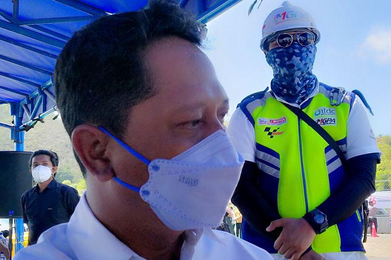 Aspal sirkuit Mandalika mengalahkan sirkuit Sepang Malaysia