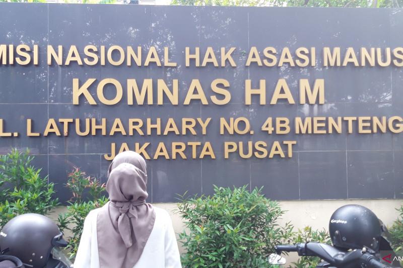 Komnas HAM keluarkan lima rekomendasi terkait kasus pegawai KPK