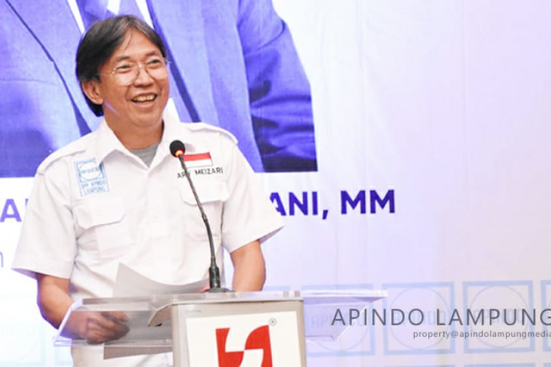Apindo Lampung berharap tren positif pertumbuhan ekonomi terjaga