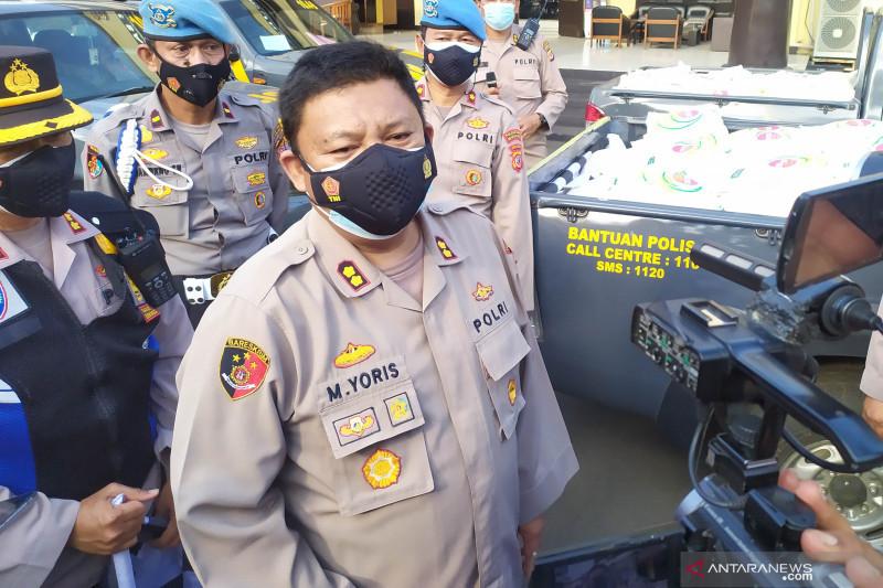 Polisi amankan 13 orang terkait dugaan pungli Pasar Caringin Bandung