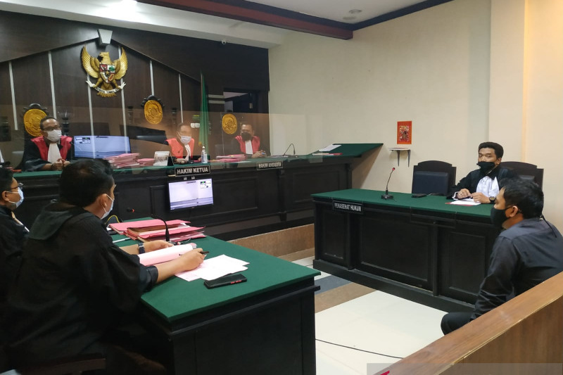 Hakim penjarakan anggota DPRD Jember