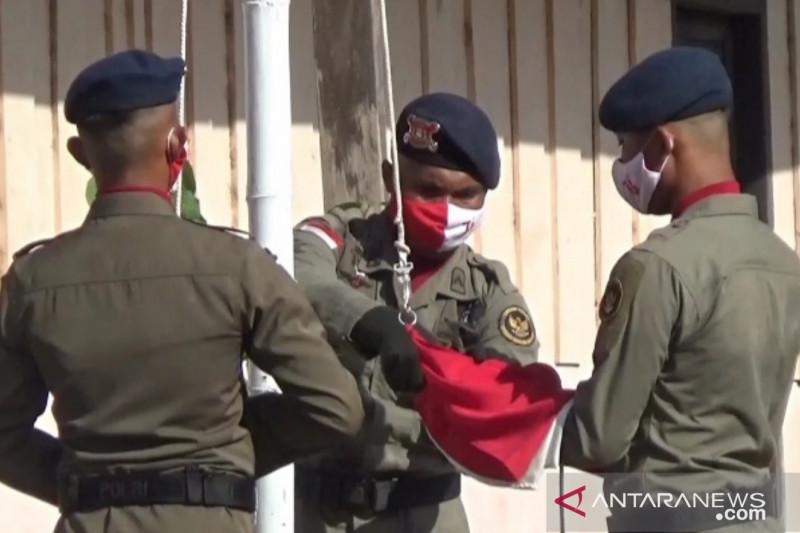 Satgas Madago Raya gelar upacara HUT RI di area penyisiran teroris
