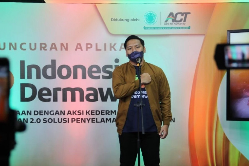 ACT luncurkan aplikasi Indonesia Dermawan 2.0 fasilitasi para penderma
