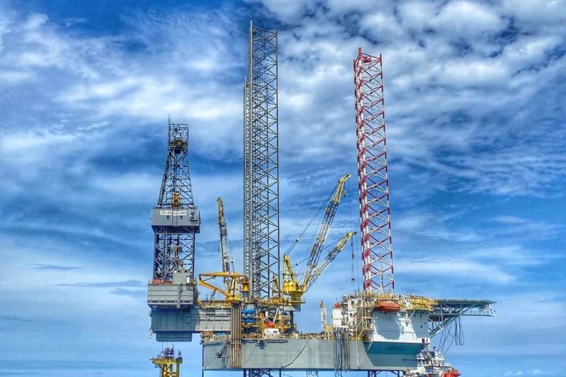 Pertamina temukan cadangan minyak dan gas bumi di Kepulauan Seribu