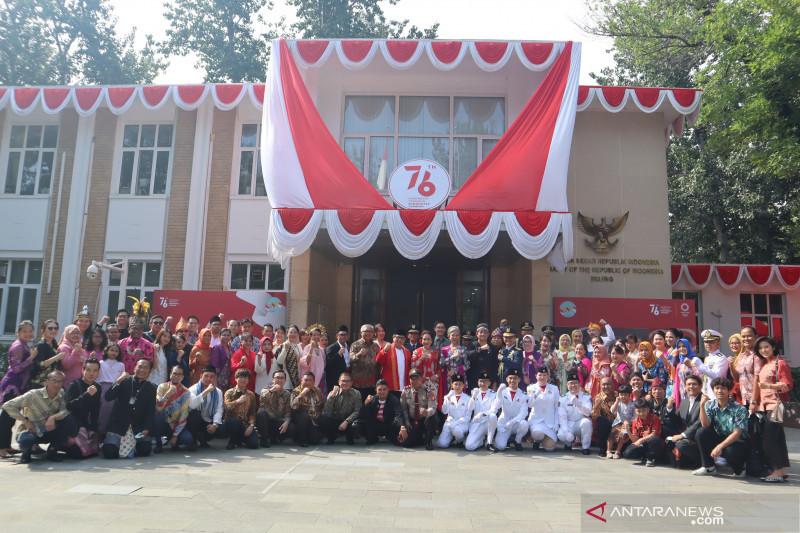 17 Agustus di Beijing, ajang melepas kangen