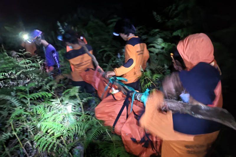 Jenazah pendaki ketiga ditemukan di Pos 5 Gunung Bawakaraeng Sulsel