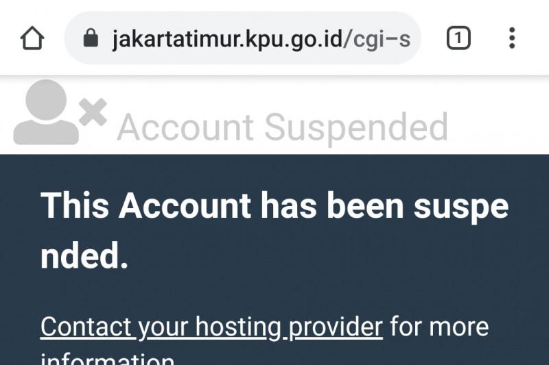 KPU Jakarta Timur kantongi identitas peretas situs