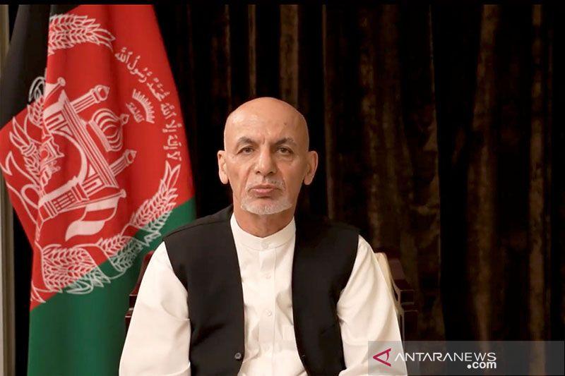 Ghani berjanji kembali ke Afghanistan untuk terus berjuang bagi rakyat