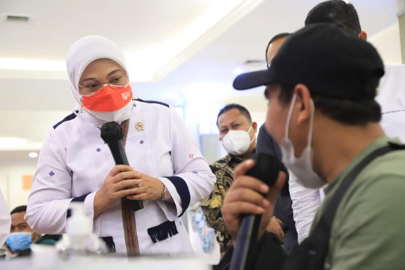 Kemenaker-BPJS Kesehatan gelar vaksinasi bagi calon pekerja migran