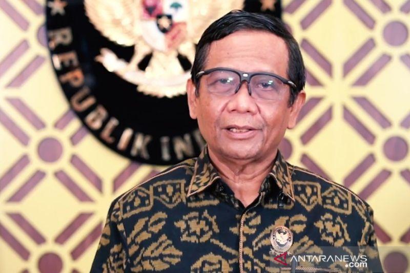 Mahfud: Pemerintah siap selenggarakan PON XX dan Peparnas XVI di Papua