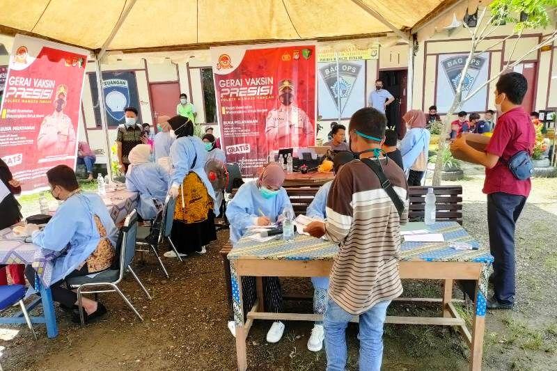 Kapolres Mamuju Tengah minta warga tetap patuhi protokol kesehatan