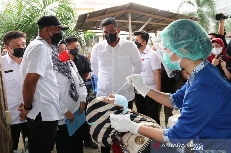 Wali Kota Medan sebut ribuan warga tes cepat antigen per hari