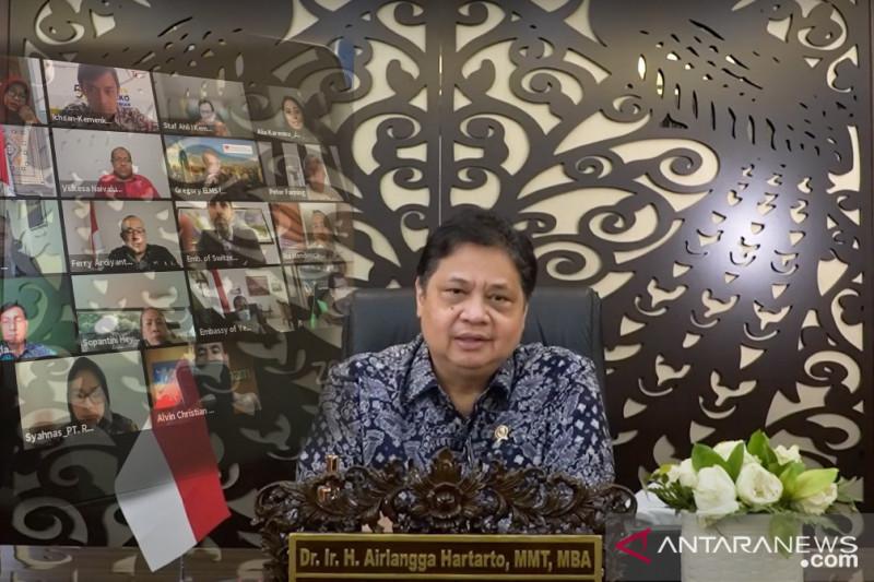 Airlangga : Kemudahan berbisnis dorong investasi asing ke Indonesia