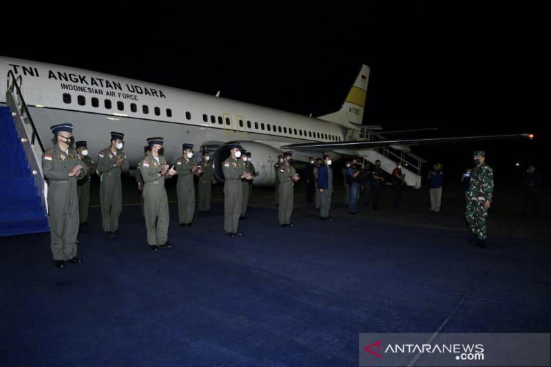 Kasau: Keberhasilan prajurit TNI AU evakuasi WNI patut jadi contoh
