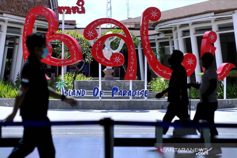 Peningkatan jumlah penumpang harian Bandara I Gusti Ngurah Rai