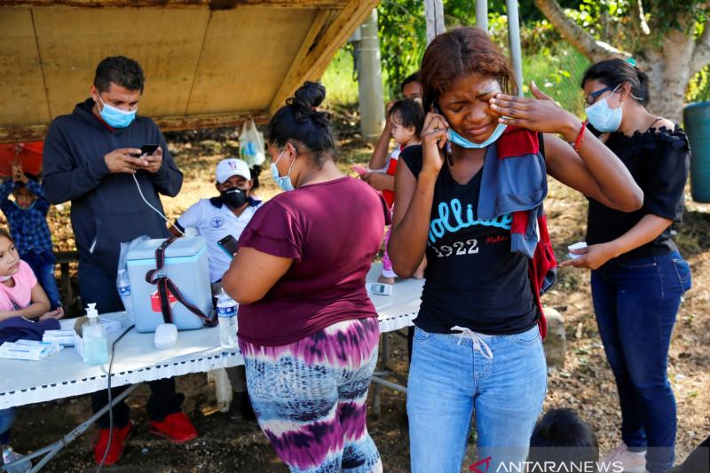 Penangkapan migran perbatasan AS-Meksiko turun pada Agustus
