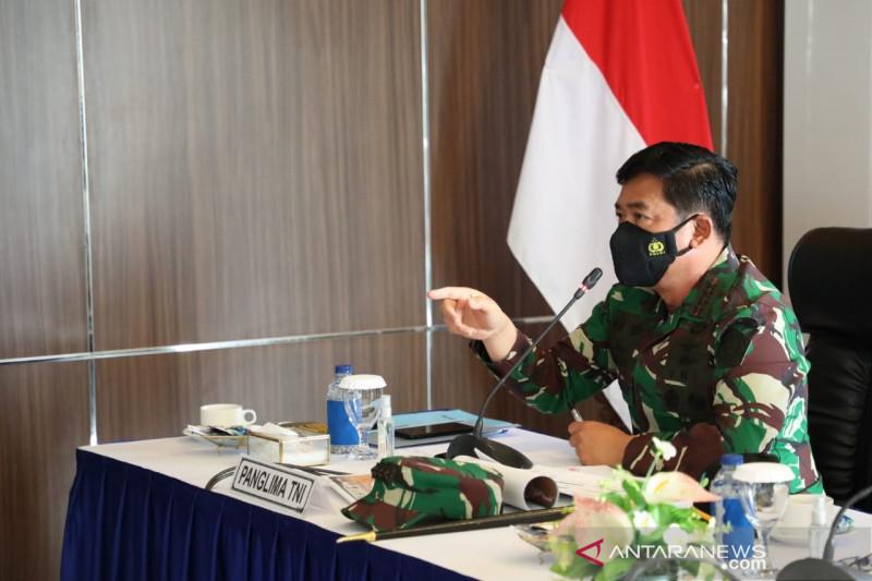 Panglima TNI tegaskan perkuat 'tracing' kontak erat di Wonogiri