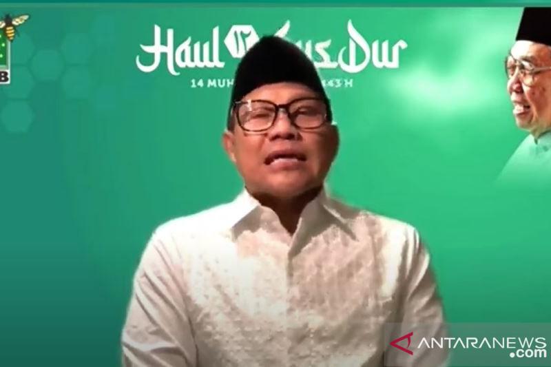 Muhaimin targetkan PKB masuk dua besar di Pemilu 2024