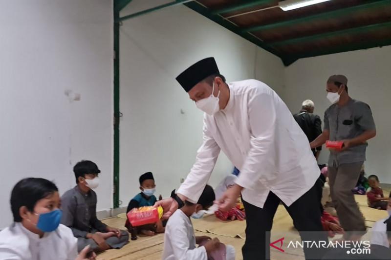 Rayakan Tahun Baru Islam, NU santuni anak yatim di Kota Bogor