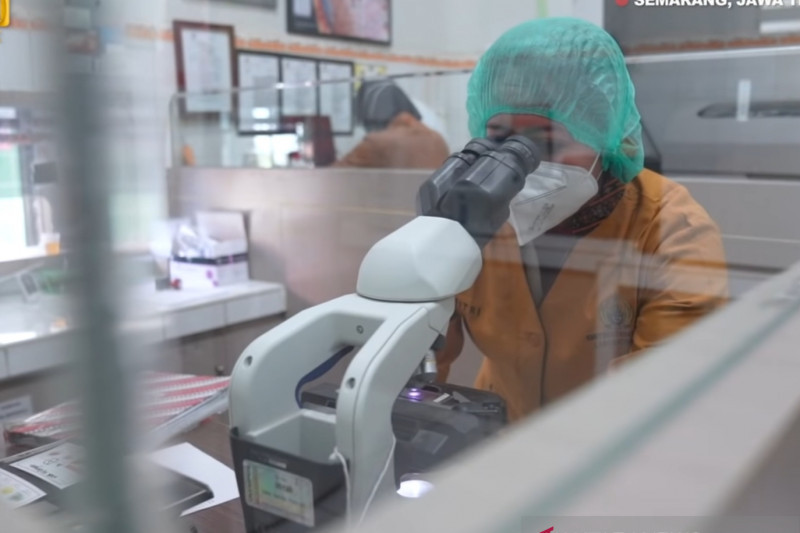 RS Wira Bhakti Tamtama berterima kasih atas bantuan lab PCR dari Kasad