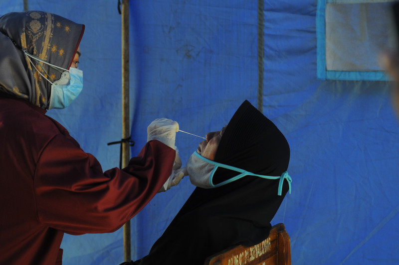 IDI Lampung: Penurunan BOR dipengaruhi banyak pasien COVID-19 isoman