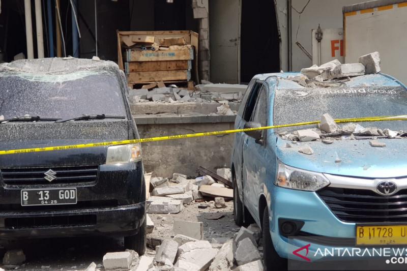 Kemenaker respons cepat kecelakaan Mal Margo City