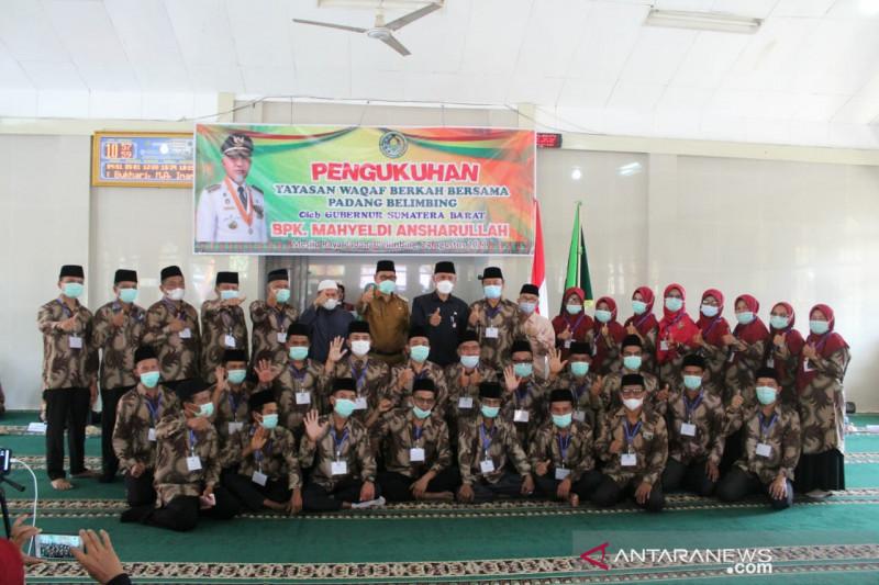 Warga Padang Belimbing Solok kumpulkan Rp275 juta beli ambulan