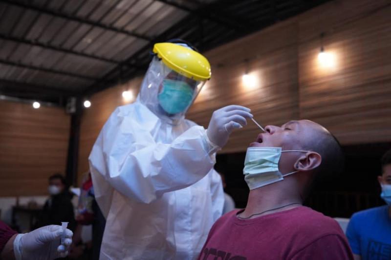 Pemkot Madiun gratiskan tes cepat antigen bagi warga