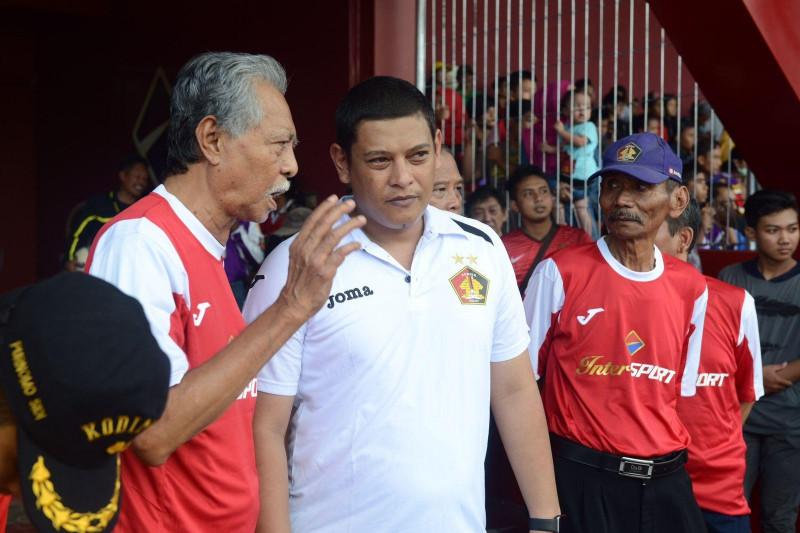 Mantan Wali Kota Kediri H.A. Maschut tutup usia