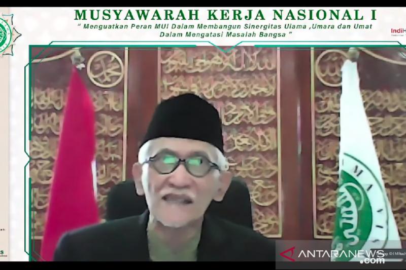 Ketua Umum MUI: Islam Wasathiyah jadi benteng hadapi radikalisme