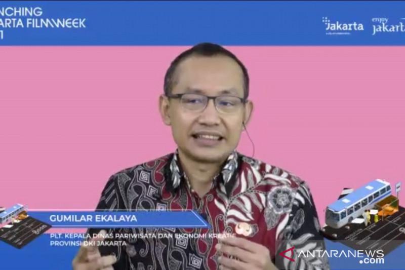 Disparekraf DKI: Pekan Film Jakarta untuk jaga keberlangsungan
