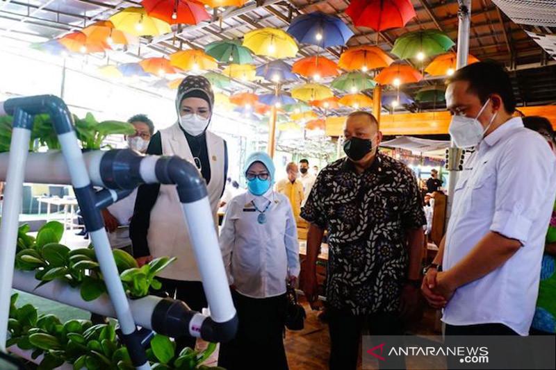 Anggota DPR RI gandeng BPPT salurkan bantuan alat pertanian