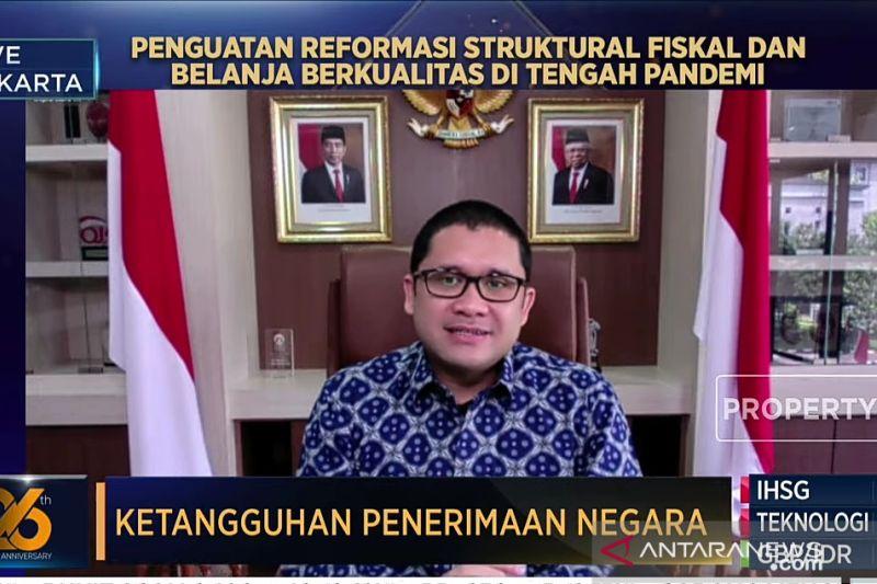 Kepala BKF Kemenkeu: Reformasi belanja negara akan diperkuat