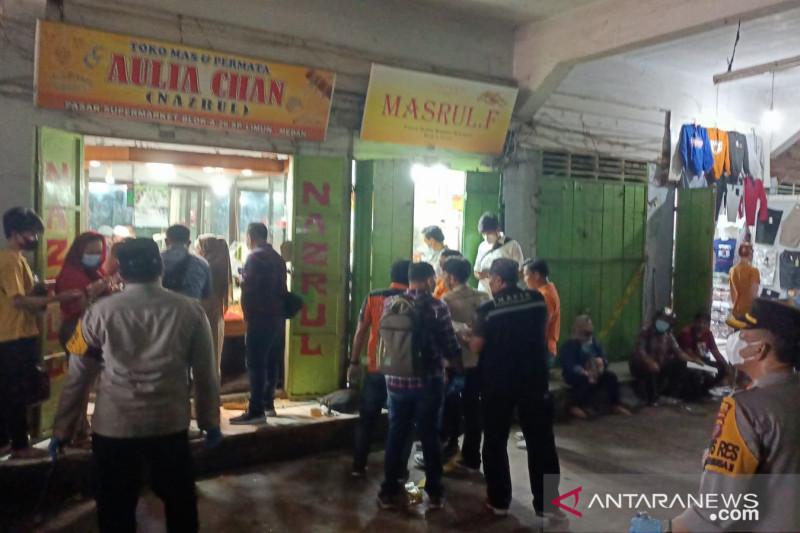 Toko emas di Medan digasak perampok bersenjata api
