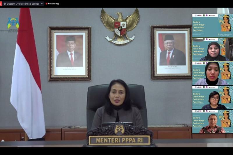 Menteri PPPA sebut budaya patriarki membuat perempuan rentan kekerasan