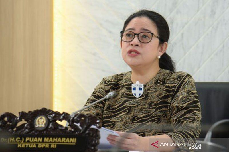 Ketua DPR Puan: Usut tuntas insiden penyerangan Pos Koramil Kisor Papua