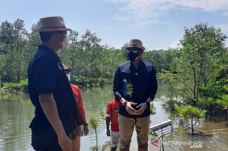 Sandiaga sebut Desa Apar Pariaman simbol kebangkitan ekonomi nasional