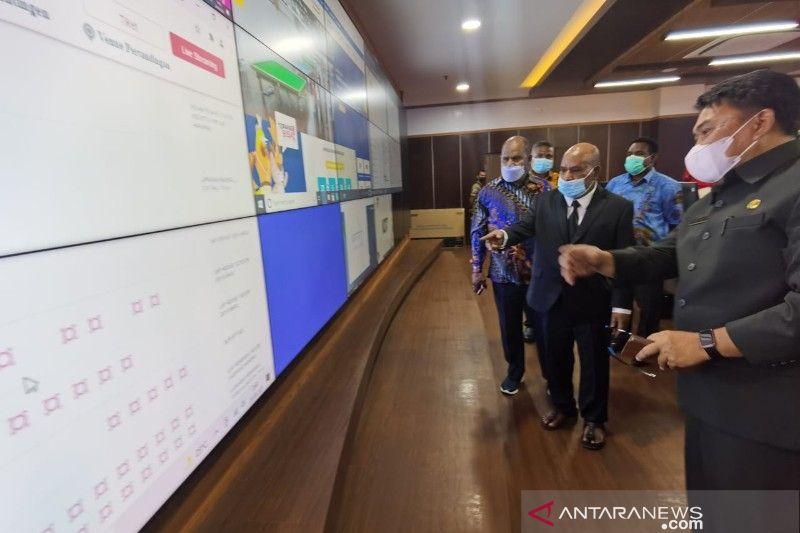 Gubernur Papua apresiasi dukungan TIK untuk PON dan Peparnas