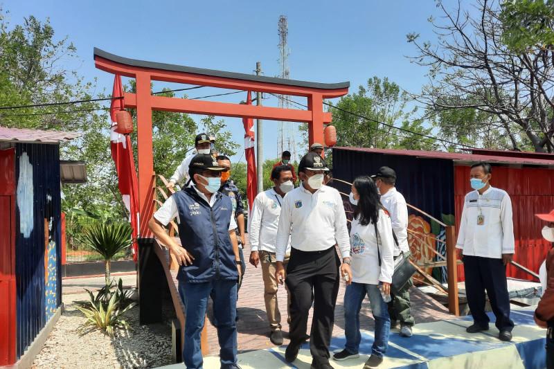 Pulau Untung Jawa ditetapkan sebagai 50 desa wisata terbaik ADWI 2021