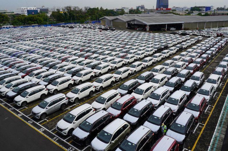 Jejeran Unit Produksi PT ADM di Fasilitas Logistik yang Siap Dikirim ke Pelanggan - SatuPos.com